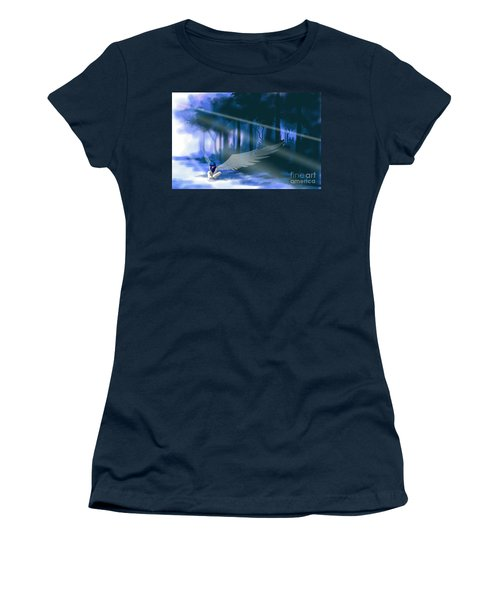 Looking For Light Women's T-Shirt (Athletic Fit)