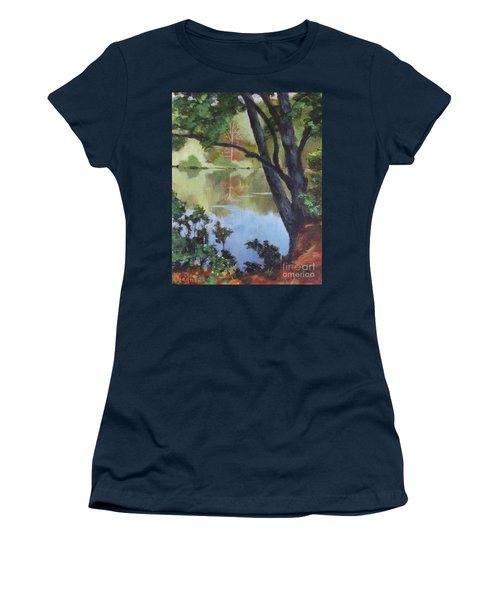 Mirror Reflection Women's T-Shirt