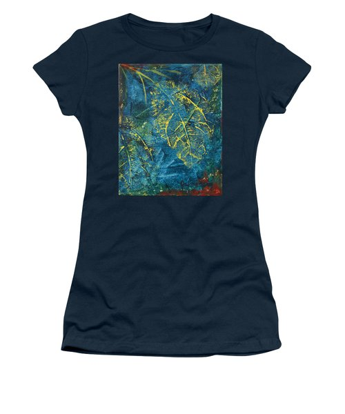 Night Moves Women's T-Shirt (Athletic Fit)