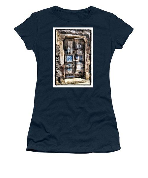 Old Door Women's T-Shirt