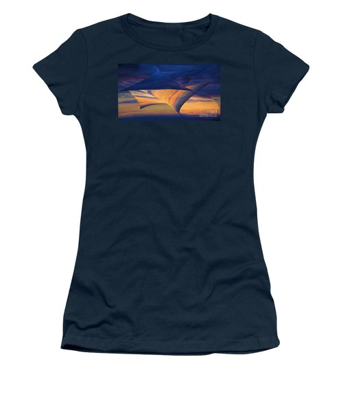 Peeling Back The Layers Women's T-Shirt (Athletic Fit)