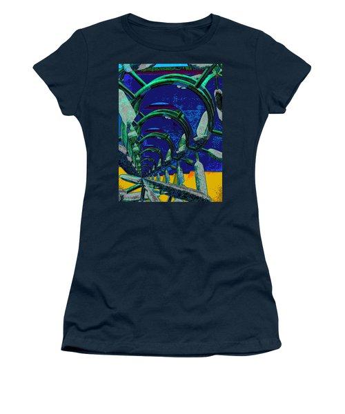 Route 66 2050 Women's T-Shirt (Athletic Fit)
