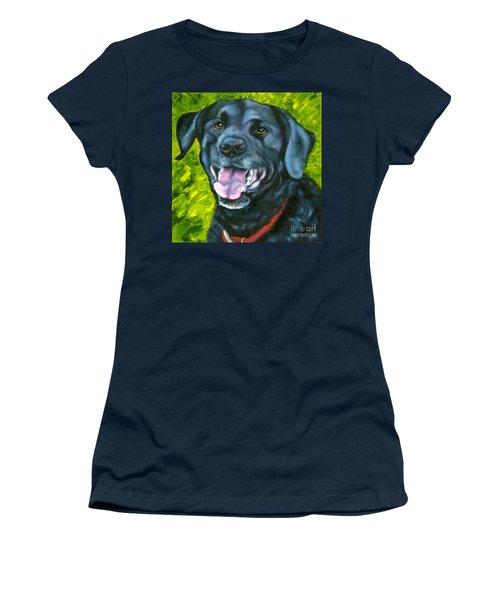 Smiling Lab Women's T-Shirt