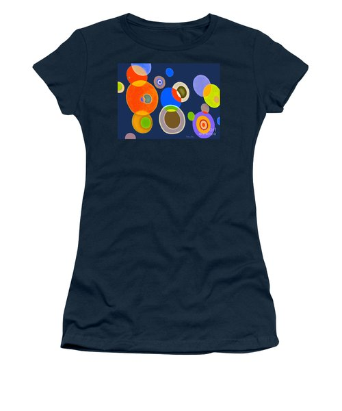 Somewhere Out There Women's T-Shirt (Junior Cut) by Beth Saffer
