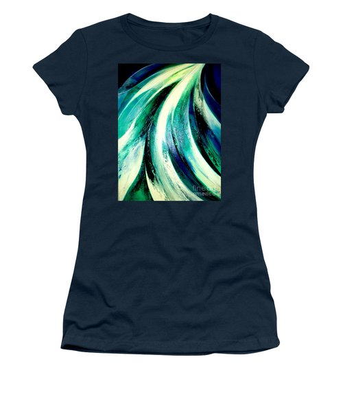 Sunshine In Waterfall Women's T-Shirt