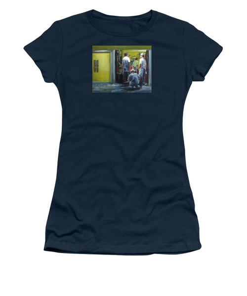 Sweet Closing Time Women's T-Shirt (Athletic Fit)