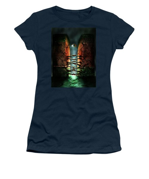 The Last Gate Women's T-Shirt (Athletic Fit)