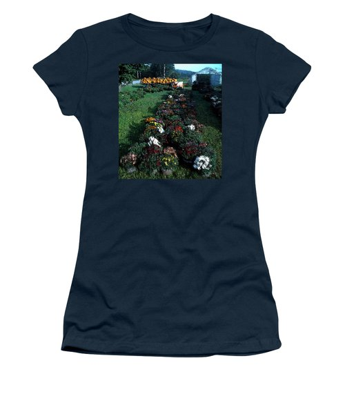 The Stand In Autumn Women's T-Shirt (Athletic Fit)