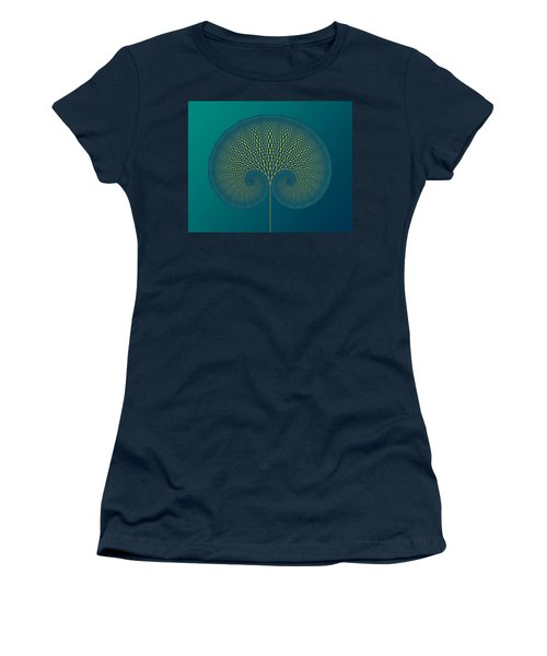 Tree Of Well-being Women's T-Shirt (Athletic Fit)