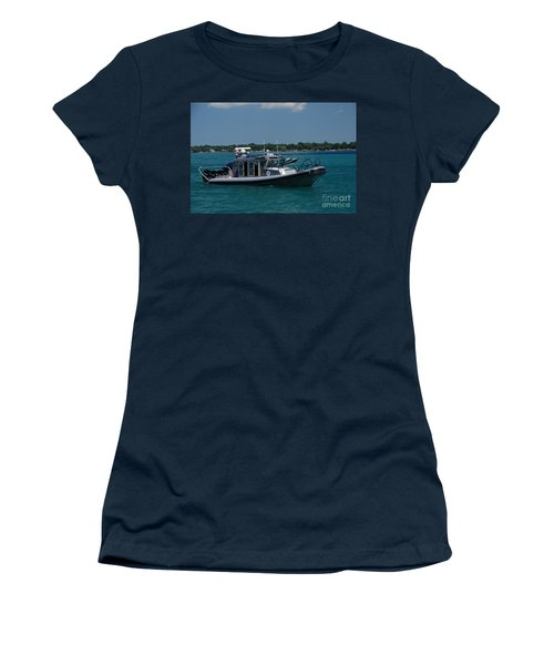 U.s. Customs Border Protection Women's T-Shirt (Athletic Fit)