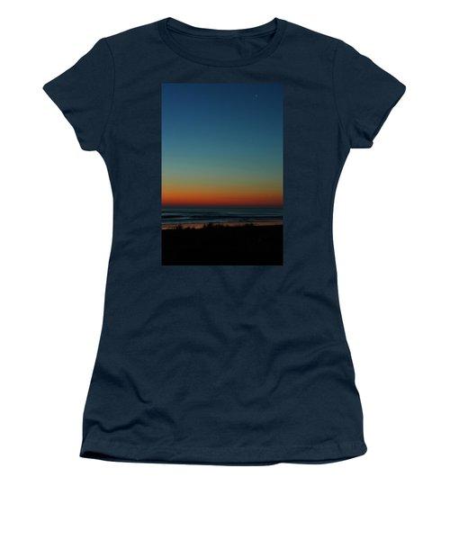 Venus And Atlantic Before Sunrise Women's T-Shirt
