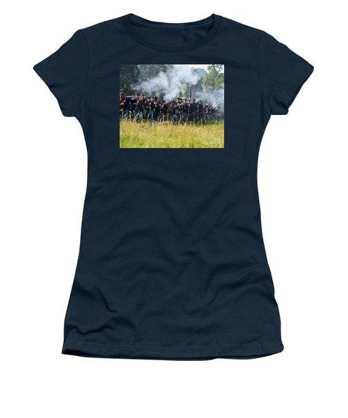 Gettysburg Union Infantry 9360c Women's T-Shirt