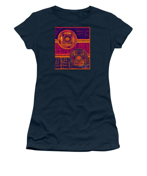 0523 Abstract Thought Women's T-Shirt (Athletic Fit)