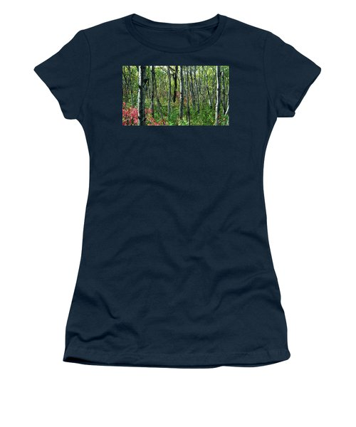 Autumn Woods Women's T-Shirt
