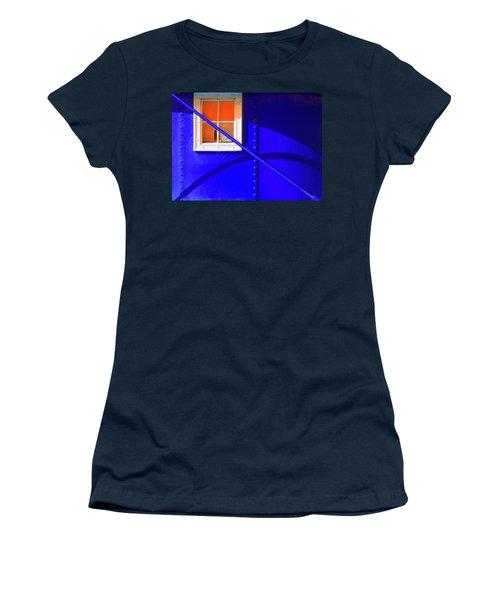 Women's T-Shirt (Junior Cut) featuring the photograph Chromatic by Wayne Sherriff