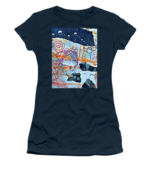 Collage Details Women's T-Shirt