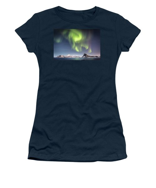 Curtains Of Light Women's T-Shirt