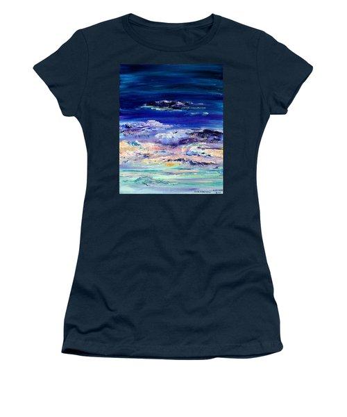 Dusk Imagining Women's T-Shirt (Athletic Fit)
