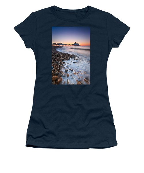 Eastbourne Sunrise Women's T-Shirt (Athletic Fit)