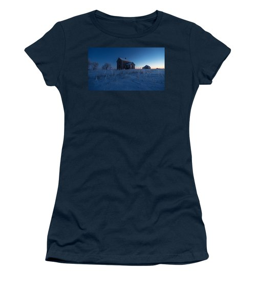 Frozen And Forgotten Women's T-Shirt