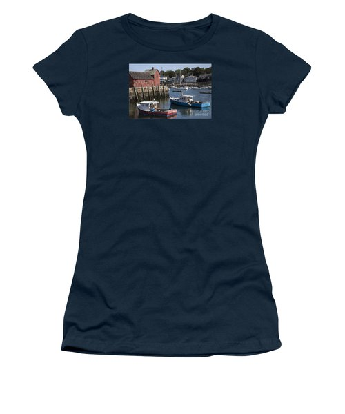 Harbor Boats Women's T-Shirt