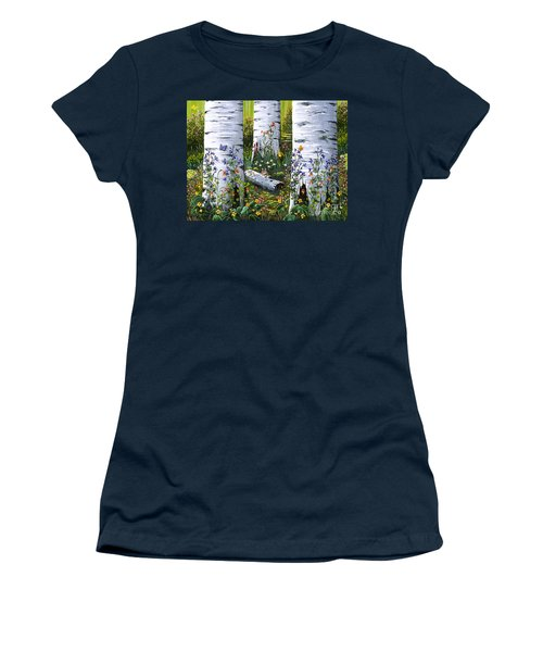 Old Aspen Grove Women's T-Shirt
