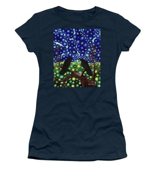 Ravens Tale Women's T-Shirt (Athletic Fit)