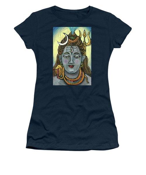 Shiva Women's T-Shirt (Athletic Fit)