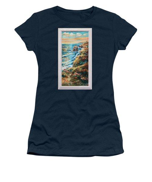 Sunset Cliffs Women's T-Shirt