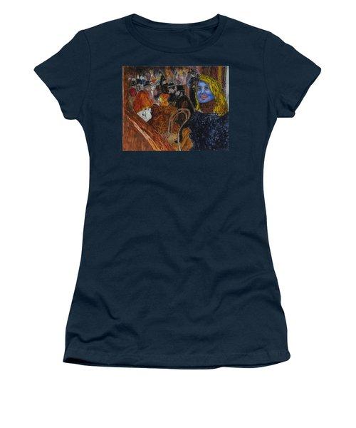 Susan Lautrec Women's T-Shirt (Junior Cut) by Phil Strang