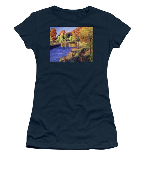 Whispering River Women's T-Shirt