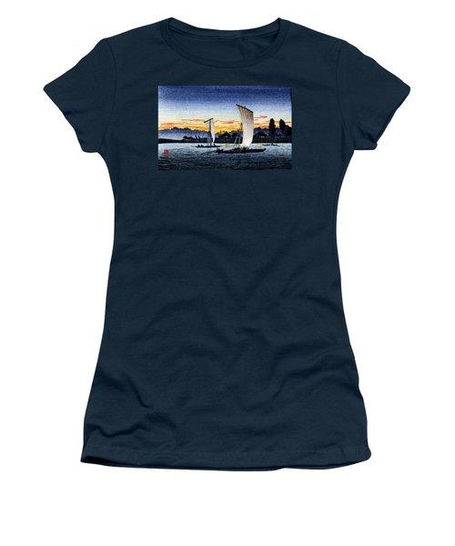 1900 Japanese Fishermen Women's T-Shirt