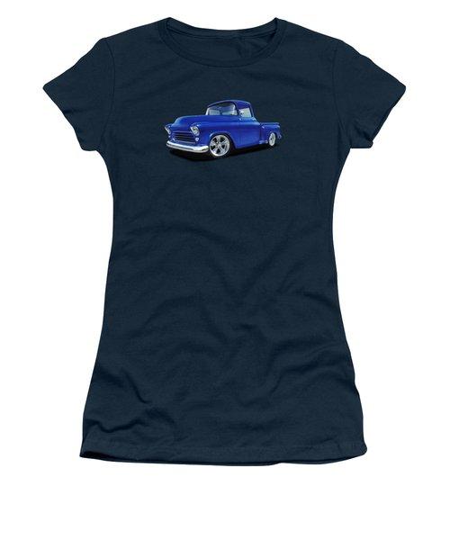 1955 Chevy Stepside Women's T-Shirt