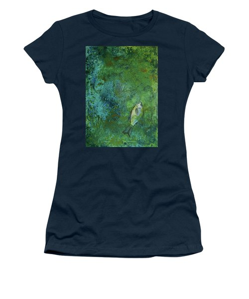 Algae Bloom Women's T-Shirt (Athletic Fit)