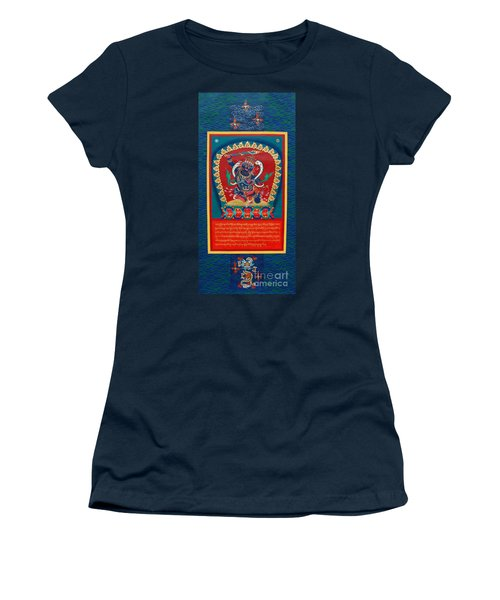 Arya Achala - Immovable One Women's T-Shirt (Athletic Fit)