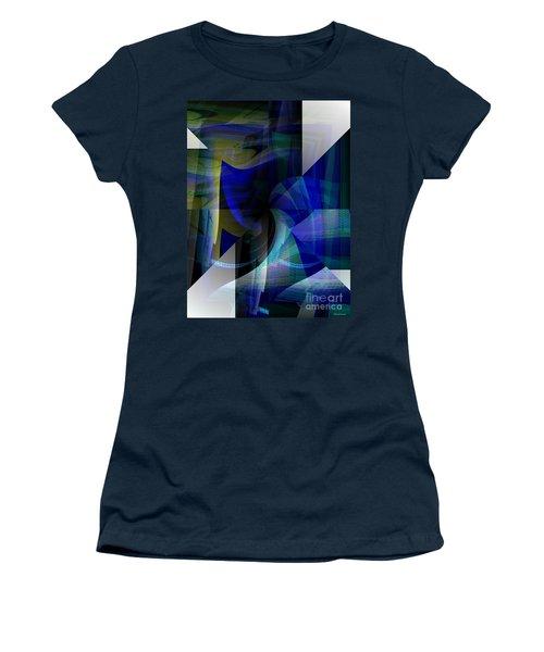Transparency 4   Women's T-Shirt (Junior Cut) by Thibault Toussaint