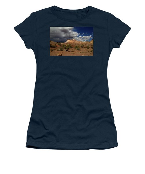 San Rafael Swell Women's T-Shirt (Athletic Fit)