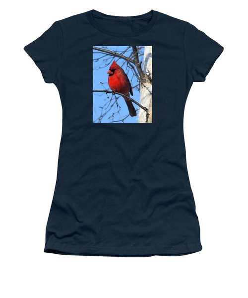 Northern Cardinal Women's T-Shirt
