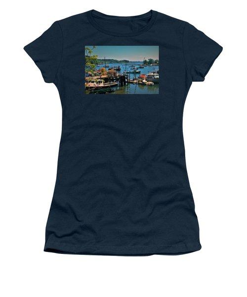 Booth Bay Women's T-Shirt