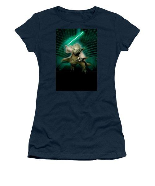 Star Wars Episode IIi - Revenge Of The Sith 2005 Women's T-Shirt