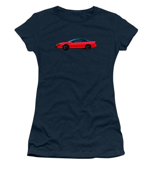 4th Generation Z28 Camaro Women's T-Shirt (Athletic Fit)