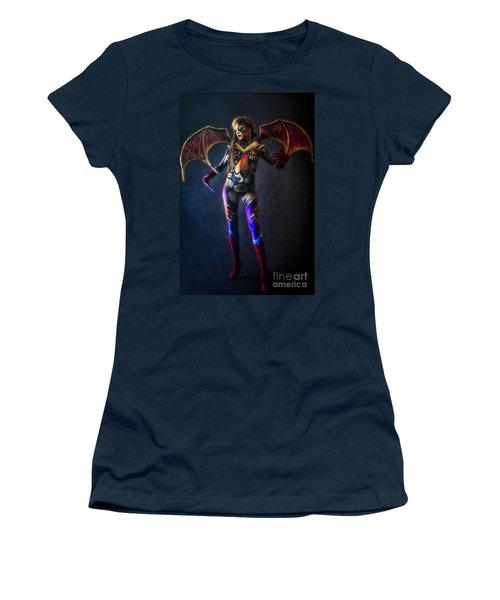Bodypainting Women's T-Shirt