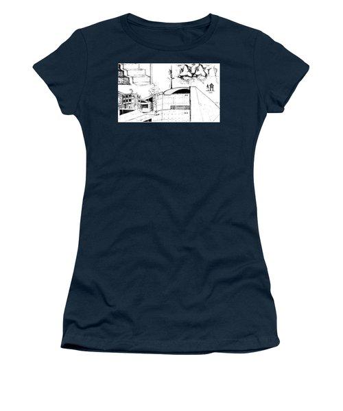 5.31.japan-7-detail-a Women's T-Shirt (Athletic Fit)