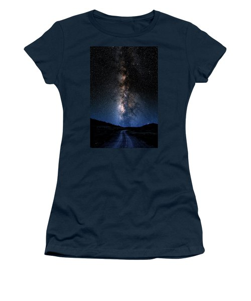 Milky Way Women's T-Shirt