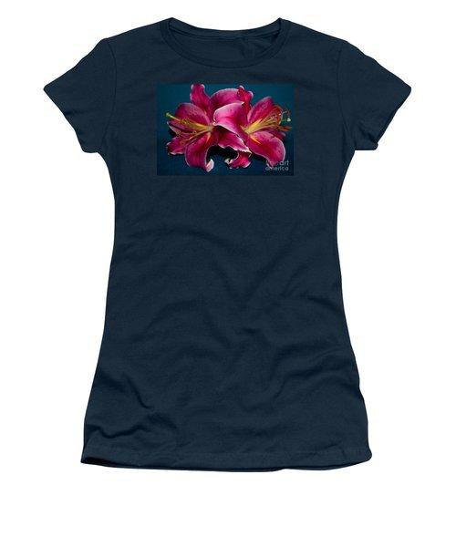 A Bunch Of Beauty Floral Women's T-Shirt