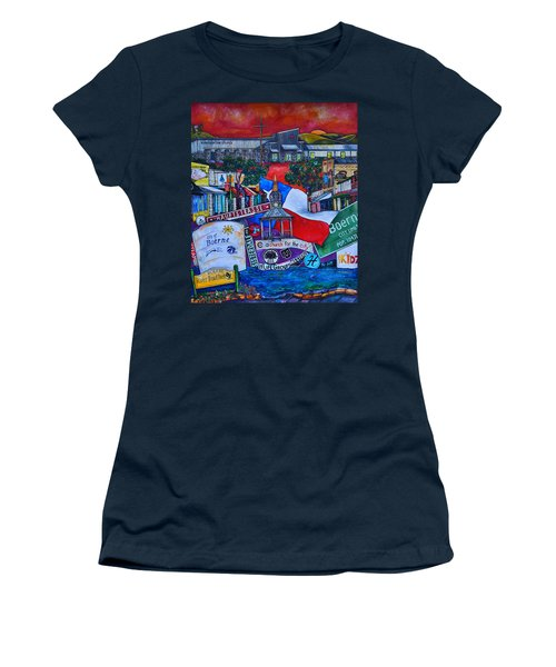 A Church For The City Women's T-Shirt (Athletic Fit)