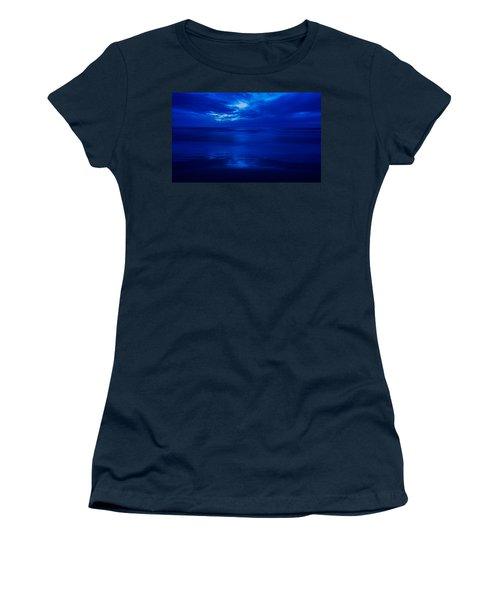 A Dark, Inky Sea Women's T-Shirt