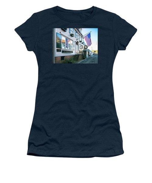 A Newport Wharf Women's T-Shirt