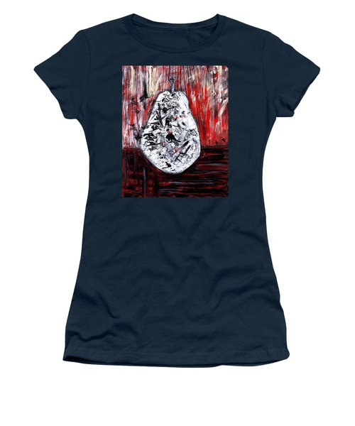 A Pear-antly Women's T-Shirt (Athletic Fit)