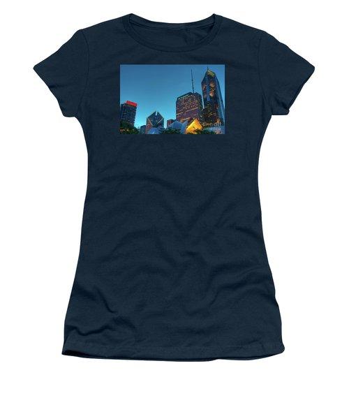 A View From Millenium Park Women's T-Shirt